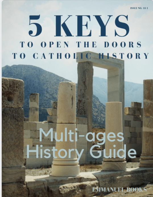 Catholic Homeschool History Timelines